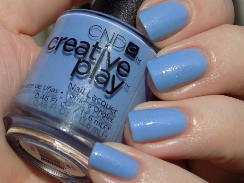 CND Creative Play Skymazing from Sunset Bash Collection - Swatch - Sunlight