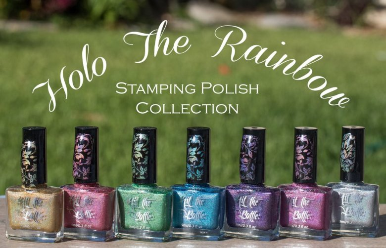 Hit The Bottle Holo The Rainbow Collection - Shopping Saturday Wish List June 2017