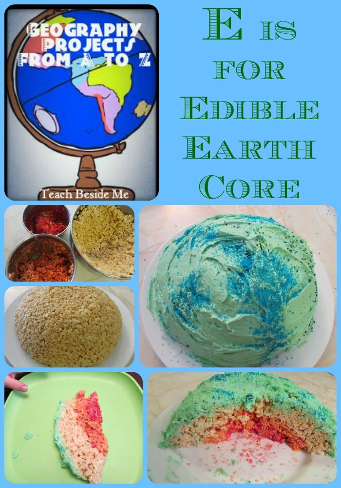 Edible Eath's Core project