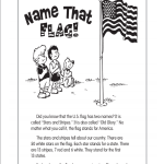 Name That Flag lesson for grades 1-3