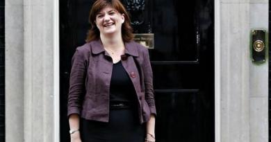 Nicky Morgan DfE Gove