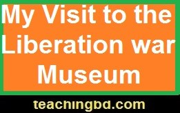 MyVisittotheLiberationwarMuseum