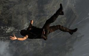 Tomb Raider - Falling