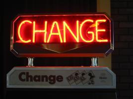 Change in Neon