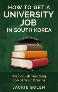 University Jobs Teaching English in South Korea