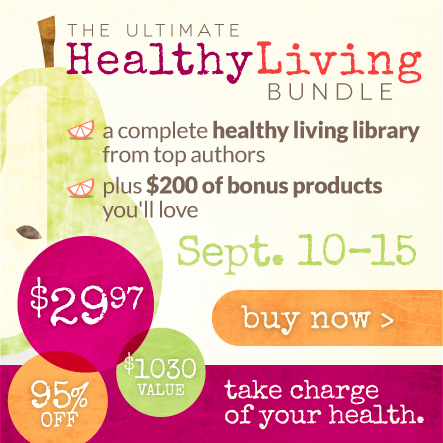 the ultimate healthy living bundle: teachmama fab find
