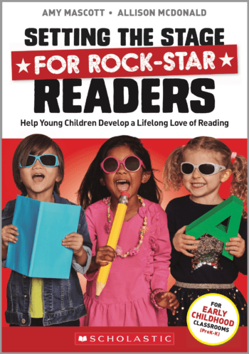 setting the stage for rock-star readers