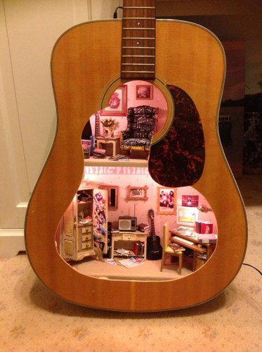 Dollhouse-Built-Inside-of-Guitar