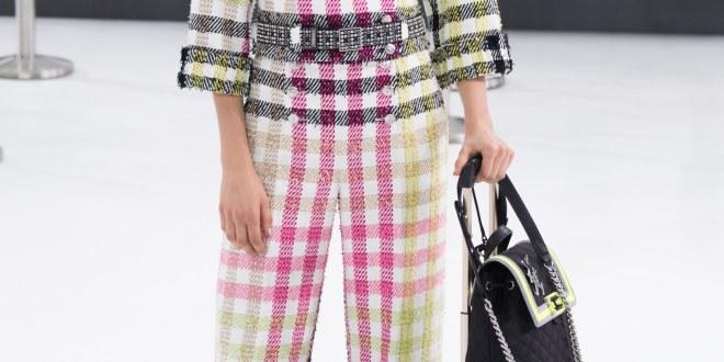 Chanel- Spring 2016- Par Avion!
