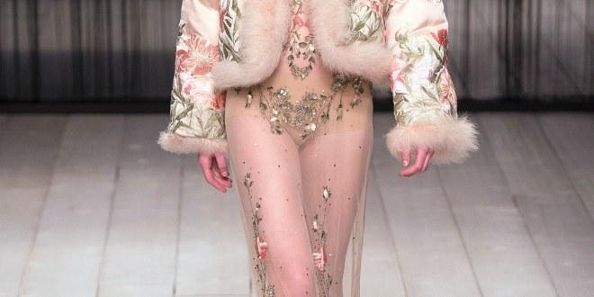 Alexander McQueen-Fall 2016-  Formidable Florals