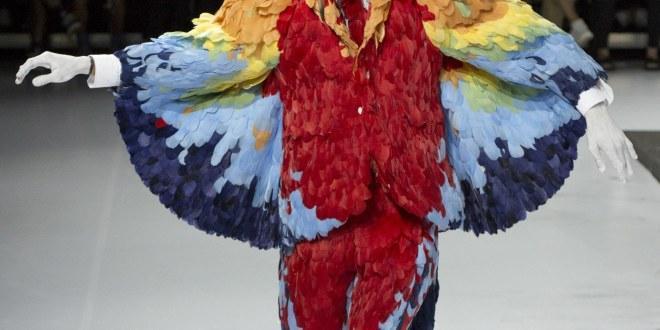 Thom Browne- Spring 2017 Menswear- Birds of A Flock