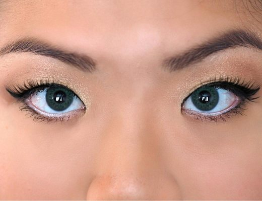 Easy eye makeup for monolids
