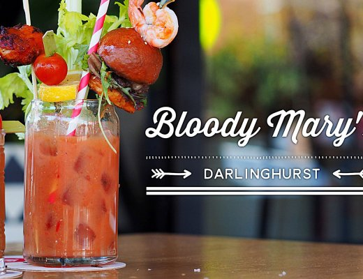 Sydney Food Blog Review of Bloody Mary's, Darlinghurst