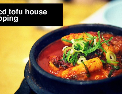 Sydney Food Blog Review of BCD Tofu House, Epping