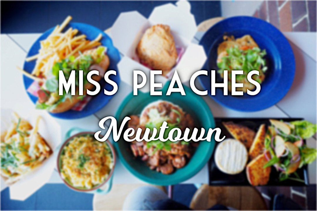 Sydney Food Blog Review of Miss Peaches, Newtown