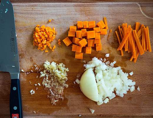 7 Steps to chopping like a chef!