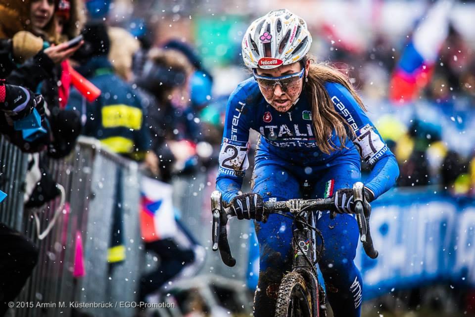 Cross-WM in Tabor: Eva Lechner – Gewinnerin der Herzen