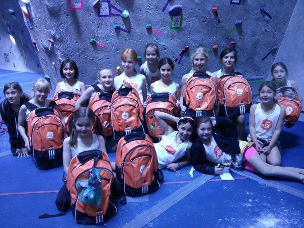 Team ABC Boulder Adidas SCS Regionals Sport Climbing 2013