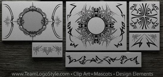 Tribal Vector Elements