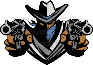 Ranger Logo - Vector Mascot Clipart
