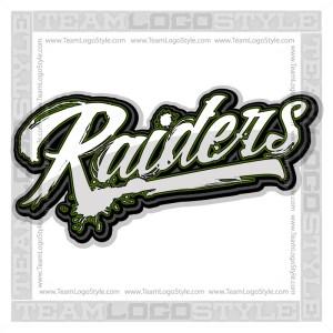 Raiders Shirt Logo - Vector Clipart image