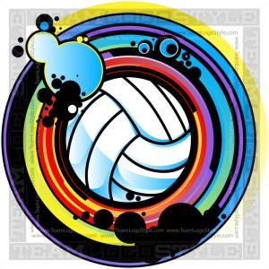 Volleyball Artwork Clipart Graphic Design
