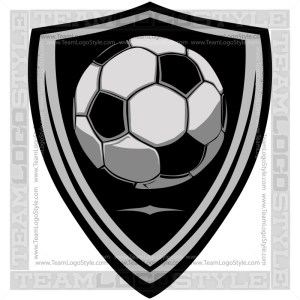 Soccer Graphic - Soccer Ball Logo
