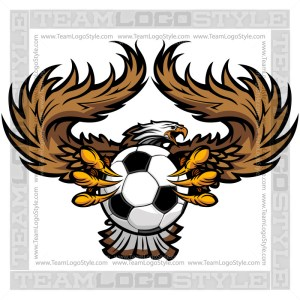 Eagle Soccer Logo