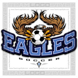 Team Logo Eagles Soccer