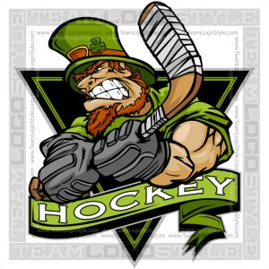 St Patricks Hockey Logo