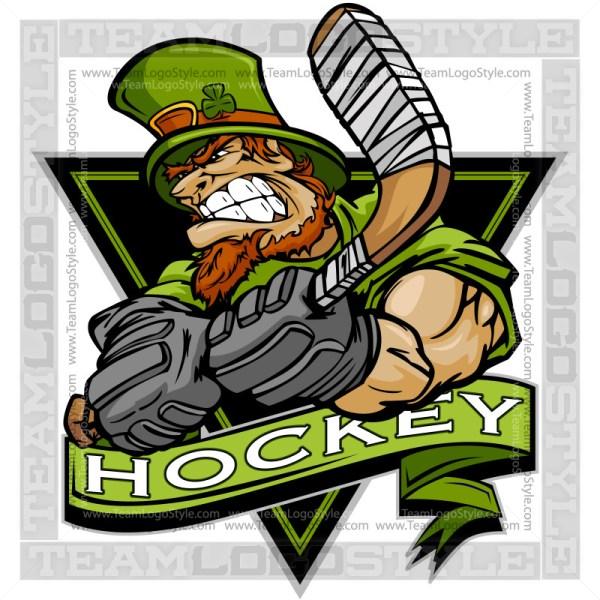 St Patricks Hockey Logo
