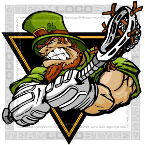 St Patricks Lacrosse Logo