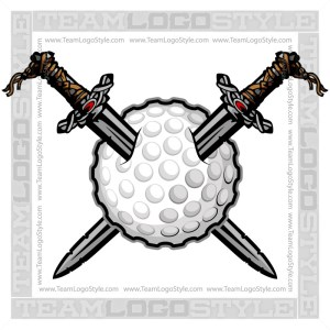 Viking Golf Clip Art