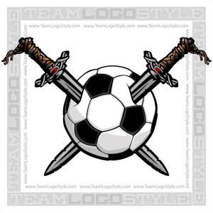 Viking Soccer Clip Art