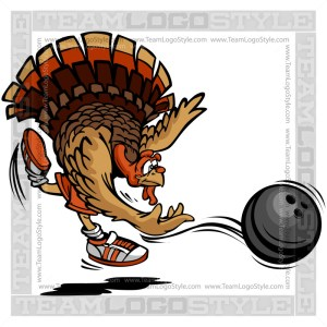 Turkey Bowling Strike