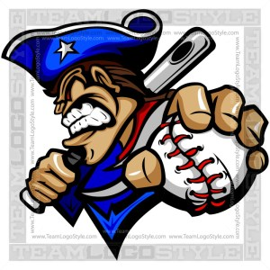 Patriot Baseball Logo