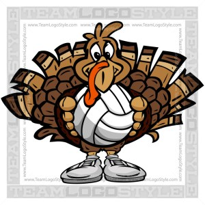 Clip Art Volleyball Turkey