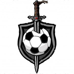 Viking Soccer Logo