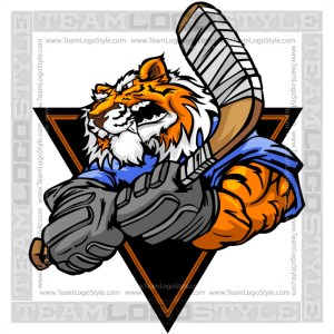 Hockey Tiger