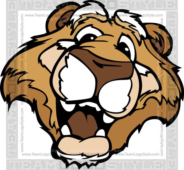 Mountain Lion Mascot