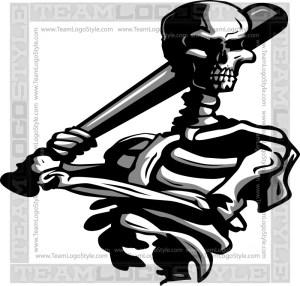 Raider Baseball Logo
