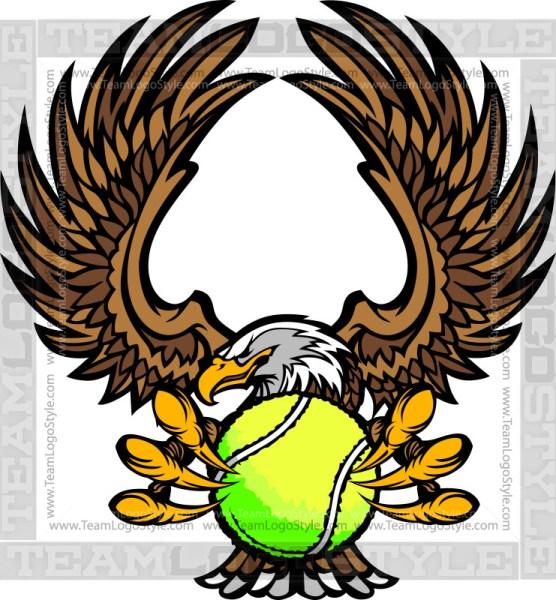 Eagle Tennis Logo
