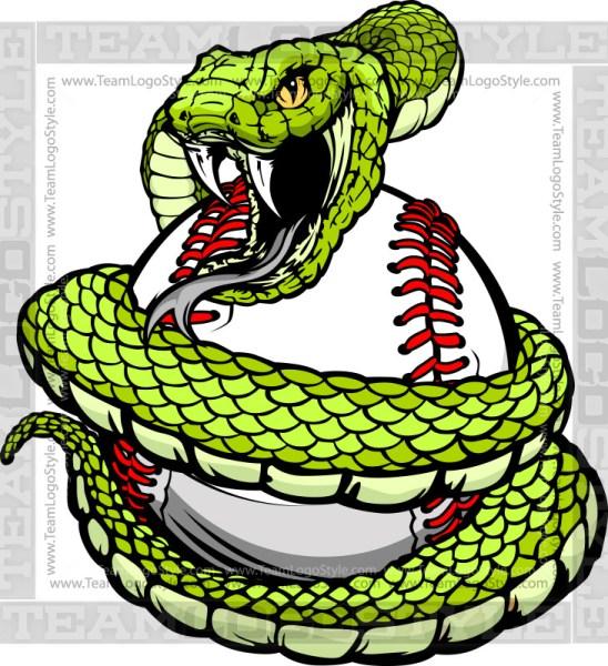 Baseball Viper Logo