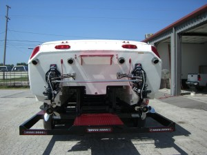Custom trailer work
