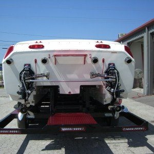 Custom trailer work