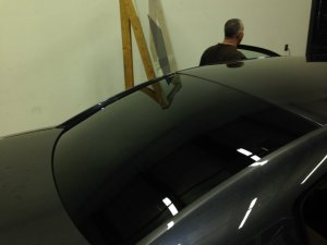 CHARGER WINDOW TINT2