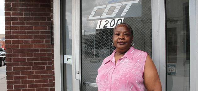 Steward Spotlight: CDT Customer Service Rep Janice Roberts