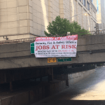 Local 727 Drops Banner of Protest Against Navy Pier Executives