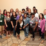 Local 727 Helps 'Spur' Change at Teamsters Women's Conference in San Antonio, Texas
