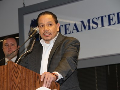 PHOTOS: At October Meeting, Members Welcomed Cook County Sheriff Candidate Eddie Acevedo